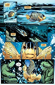 Aquaman: Deep Dives #9