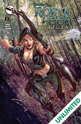 Robyn Hood #2 (of 5): Legend