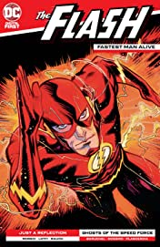 Flash: Fastest Man Alive #9