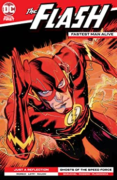 Flash: Fastest Man Alive No.9