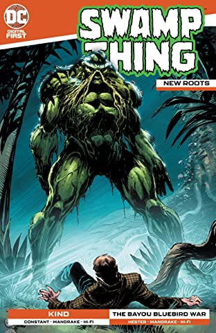 Swamp Thing: New Roots #9