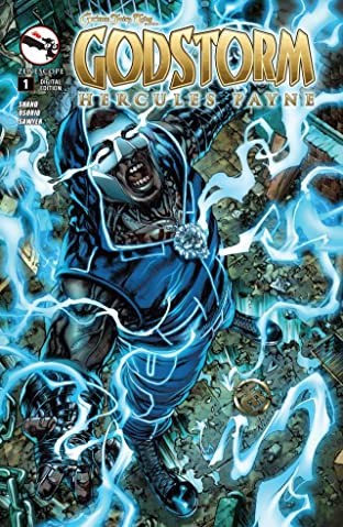 Grimm Fairy Tales: Godstorm Hercules Payne #1 (of 5)