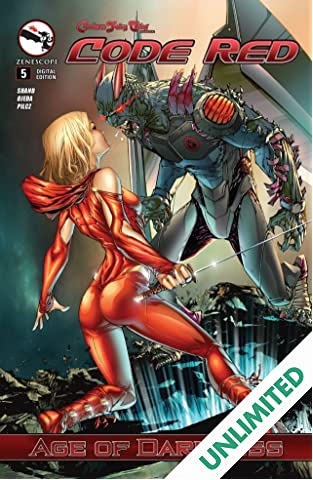 Code Red #5 (of 5)