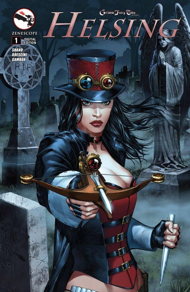Grimm Fairy Tales: Helsing #1 (of 4)