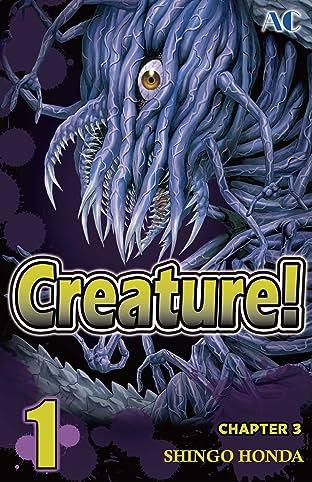 Creature! No.3