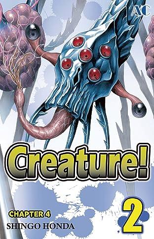 Creature! No.4