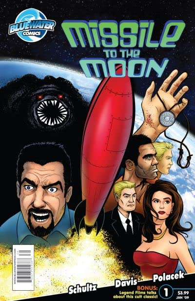 Missile to the Moon #1 (of 4)