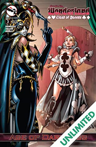 Wonderland: Clash of Queens #3 (of 5)