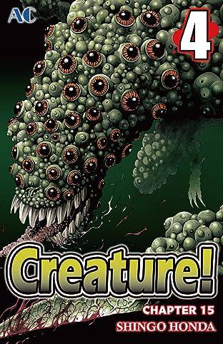 Creature! No.15