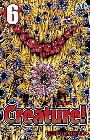 Creature! No.21