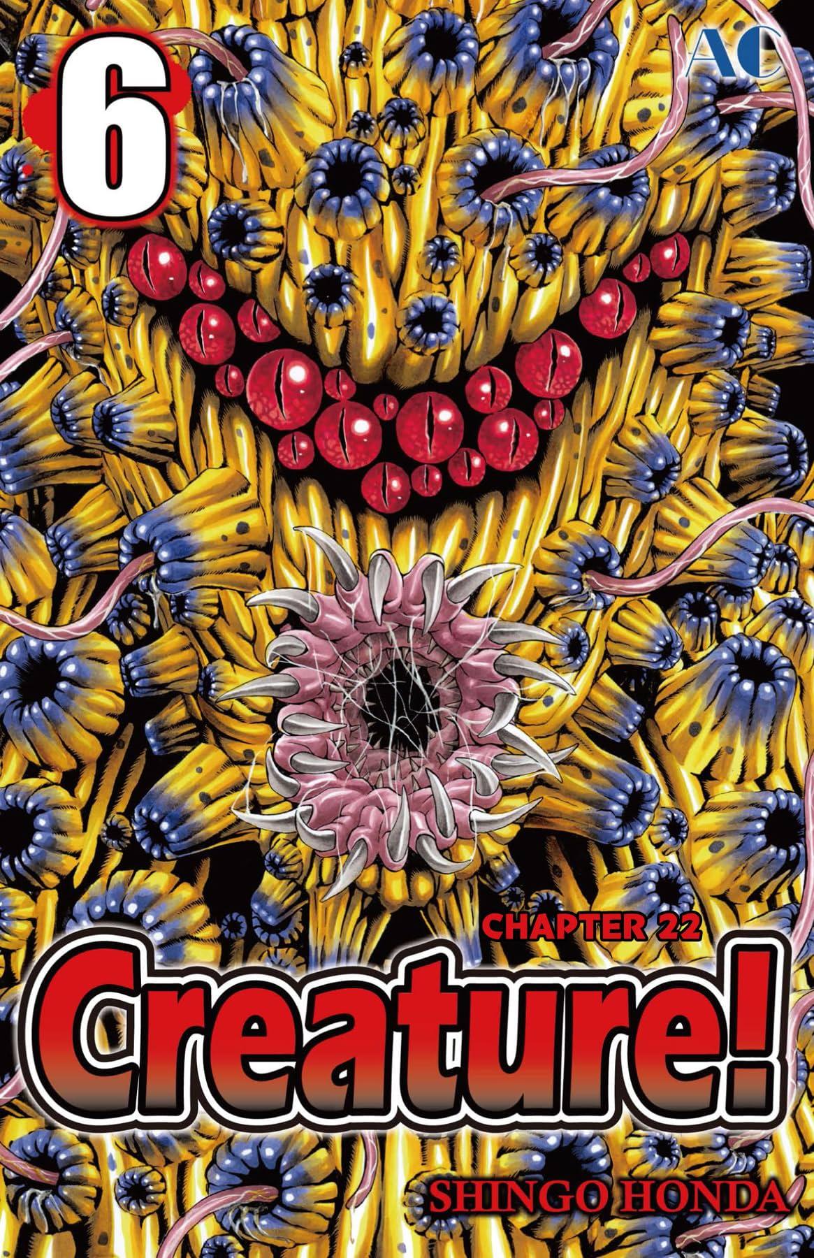 Creature! #22