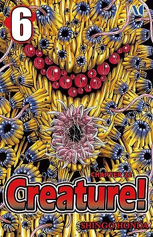 Creature! No.22