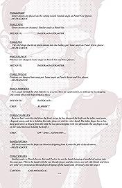 Chew: Script Book