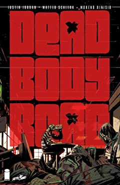 Dead Body Road #4 (of 6)