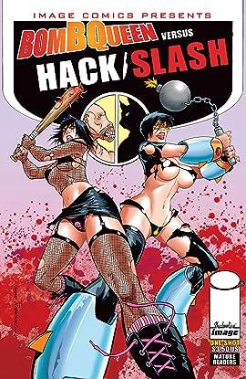 Bomb Queen vs. Hack/Slash: Valentines Day Special