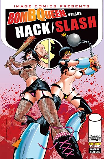 Bomb Queen vs. Hack/Slash: Valentines Day Special
