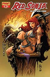 Red Sonja: She-Devil With a Sword #41