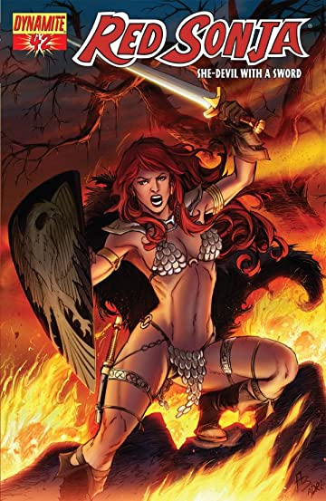 Red Sonja: She-Devil With a Sword #42