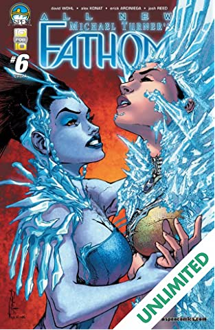 All New Fathom Vol. 5 #6 (of 8)