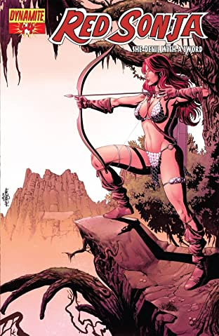 Red Sonja: She-Devil With a Sword #44