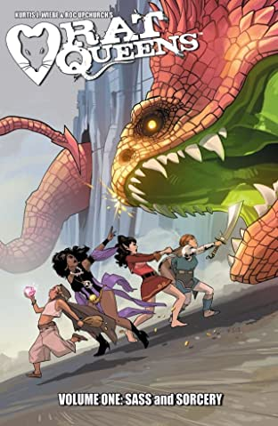Rat Queens Tome 1: Sass & Sorcery