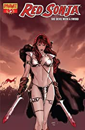 Red Sonja: She-Devil With a Sword #45