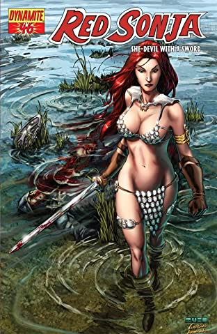 Red Sonja: She-Devil With a Sword #46