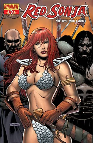 Red Sonja: She-Devil With a Sword #47