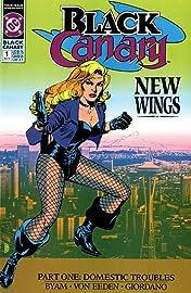 Black Canary (1991-1992) #1