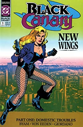 Black Canary (1991-1992) No.1