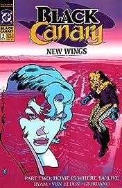 Black Canary (1991-1992) #2