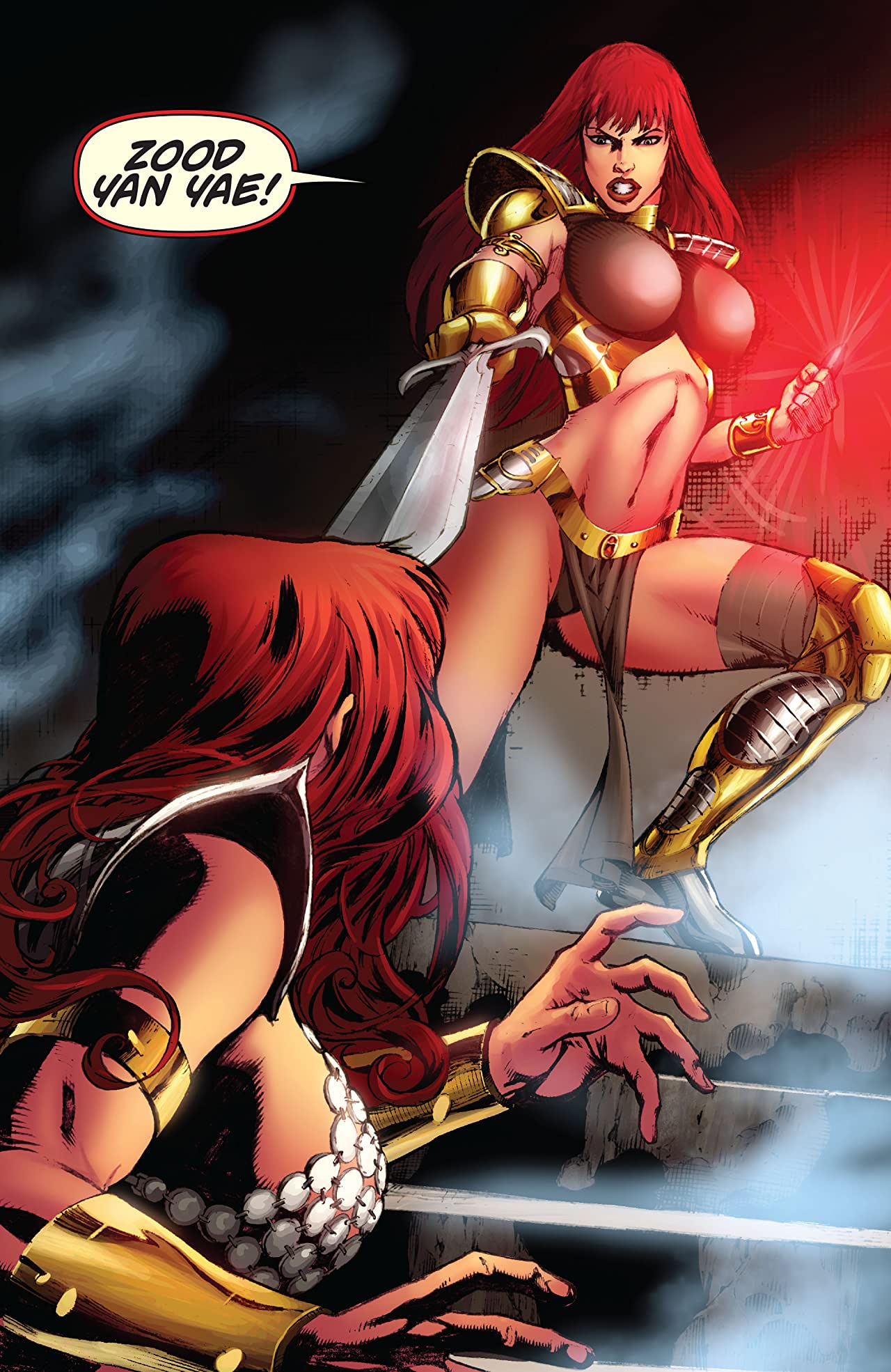 Red Sonja: She-Devil With a Sword #48