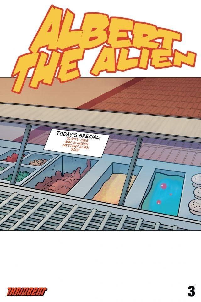Albert the Alien #3