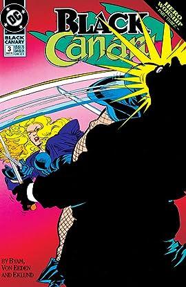 Black Canary (1993) #3