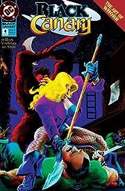Black Canary (1993) #4