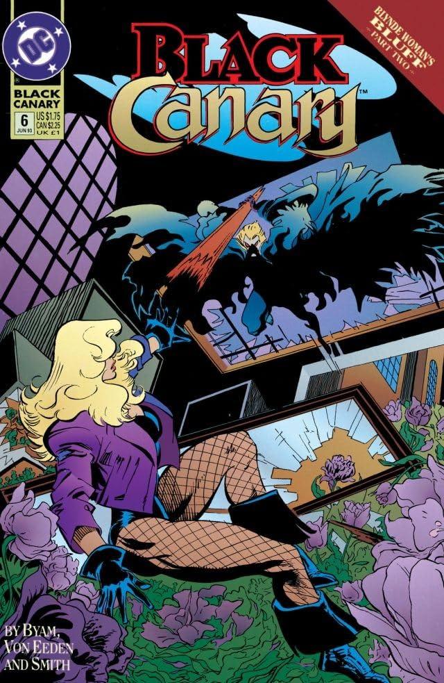 Black Canary (1993) #6
