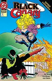Black Canary (1993) #7