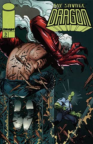 Savage Dragon No.3