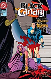 Black Canary (1993) #10