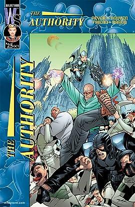 The Authority (1999-2002) #25