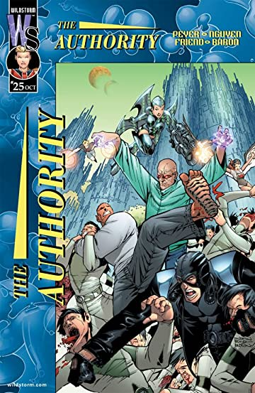 The Authority Vol. 1 #25