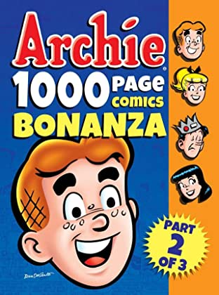 Archie 1000 Page Comics Bonanza: Part 2