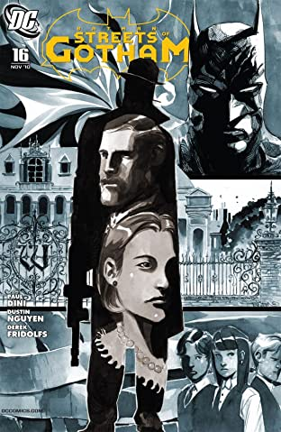 Batman: Streets of Gotham #16