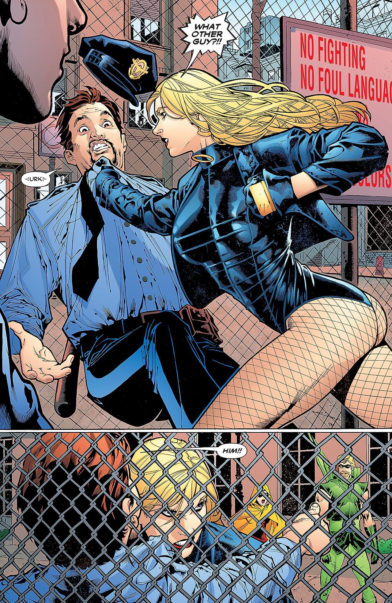 Black Canary (2007) #3