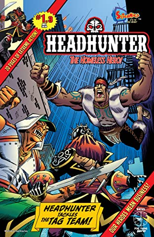 Headhunter No.1.3