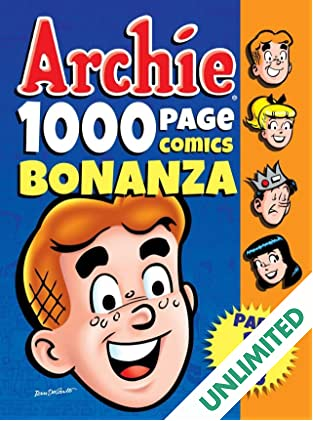 Archie 1000 Page Comics Bonanza: Part 3