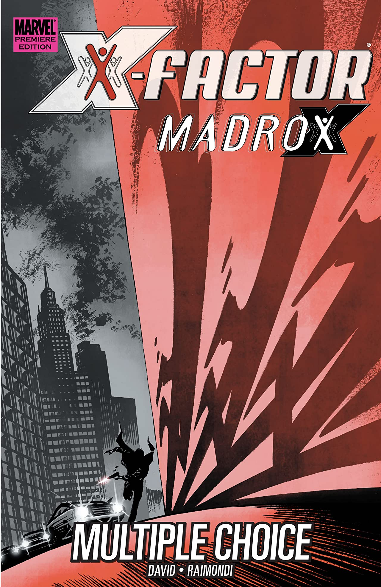 X-Factor: Madrox – Multiple Choice