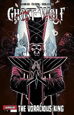 Ghost Wolf vol 3 ##3