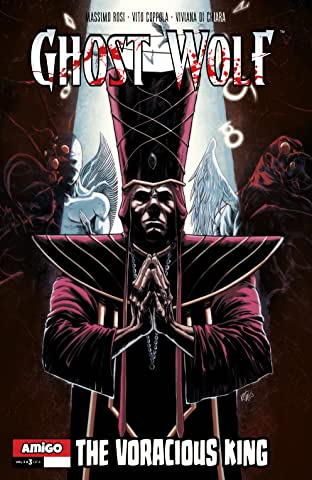 Ghost Wolf vol 3 No.#3