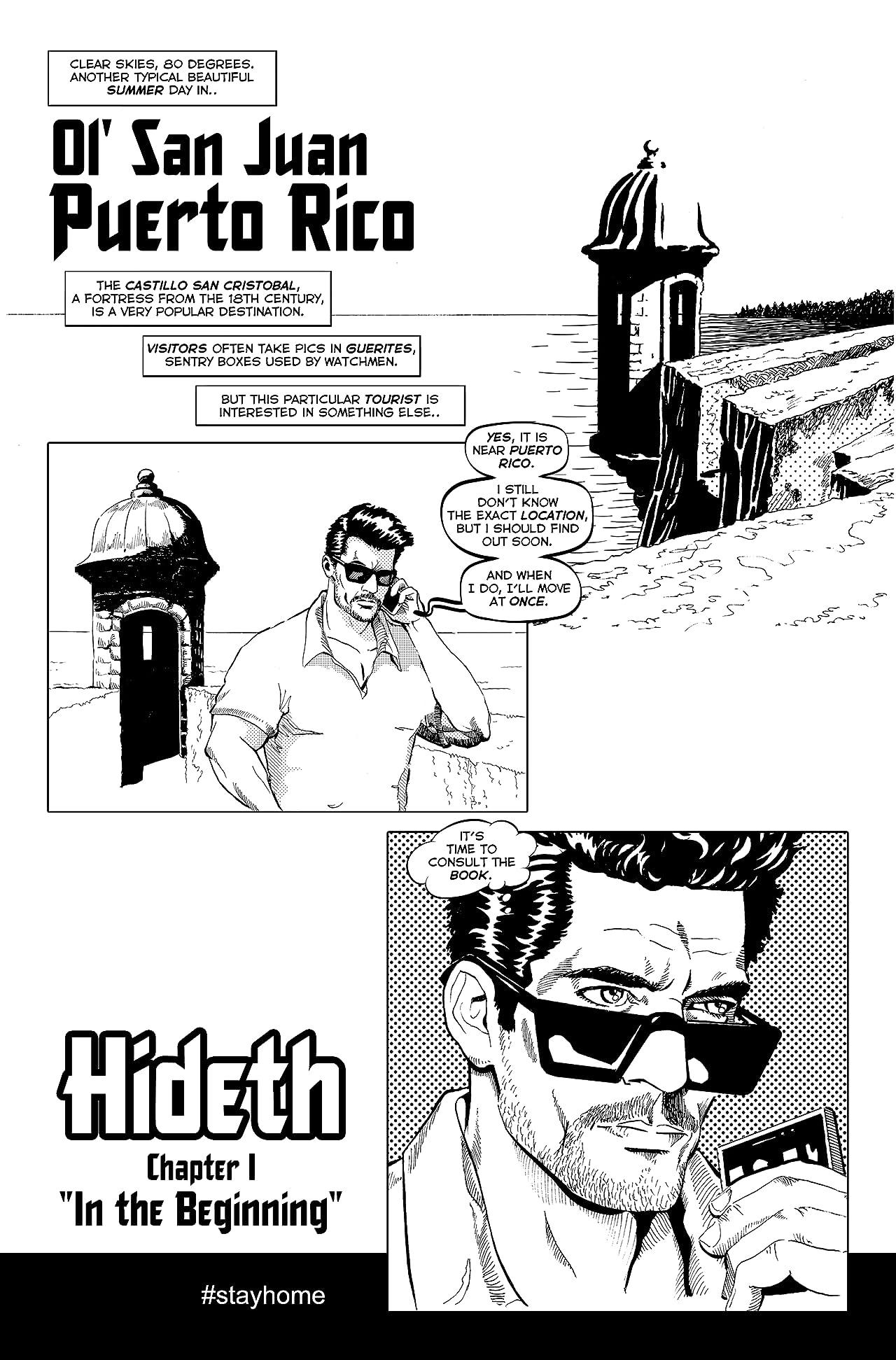 Hideth #1